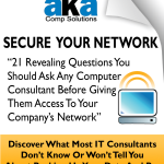 secure your network report