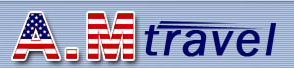 AM Travel Logo